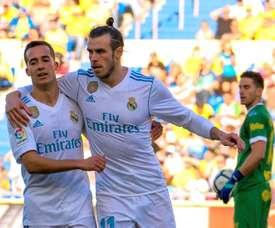Bale e Benzema foram os protagonistas. EFE