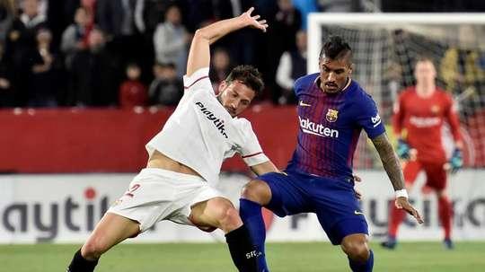 Sevilla e Barcelona disputam a final da Taça do Rei. EFE