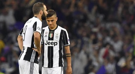 Dybala pourrait quitter la Juve. EFE