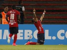 Importante victoria de Independiente de Medellín. EFE/Archivo