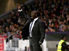 Seedorf's side face a fight to stay up. EFE