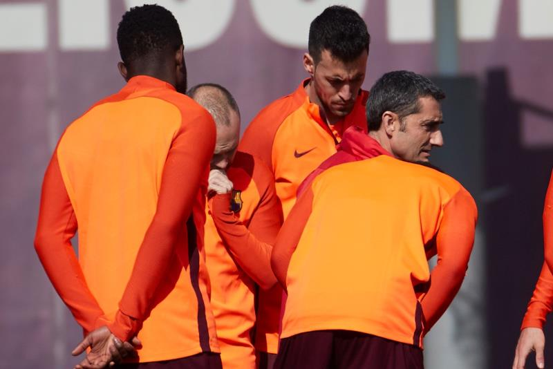 Tras la debacle del Barcelona, ¿qué pasará con Yerry Mina?