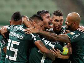 Palmeiras pega o Alianza Lima pelo Grupo 8 da Libertadores. EFE