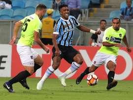 Monagas se la juega en la Libertadores. EFE