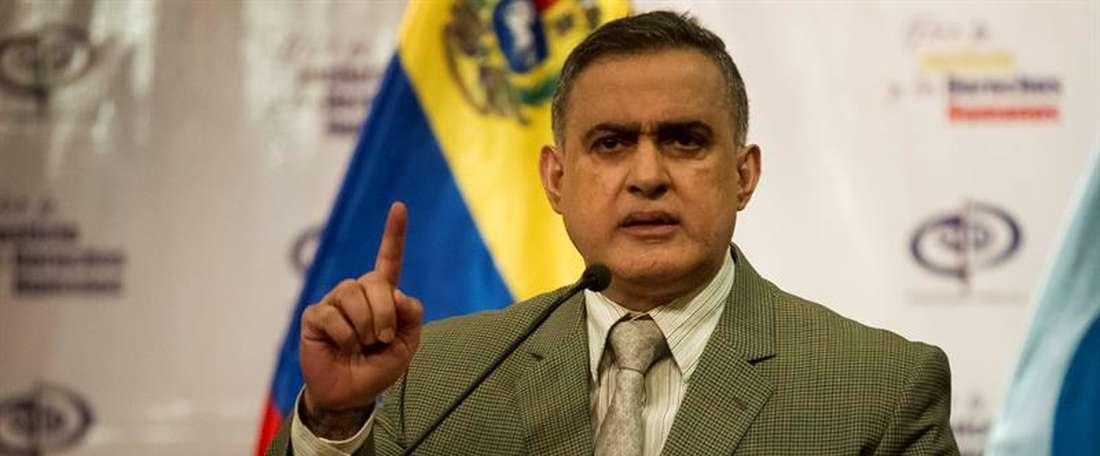 Lamentables hechos en Venezuela. EFE/Archivo