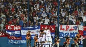 Sorteo del Campeonato Uruguayo 2019. EFE