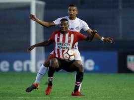 Juan Otero jouera la Ligue 1. EFE
