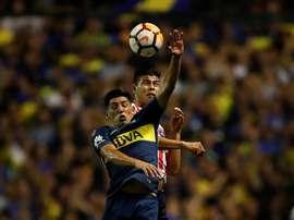 Boca cayó en La Bombonera ante Defensa. EFE/Archivo