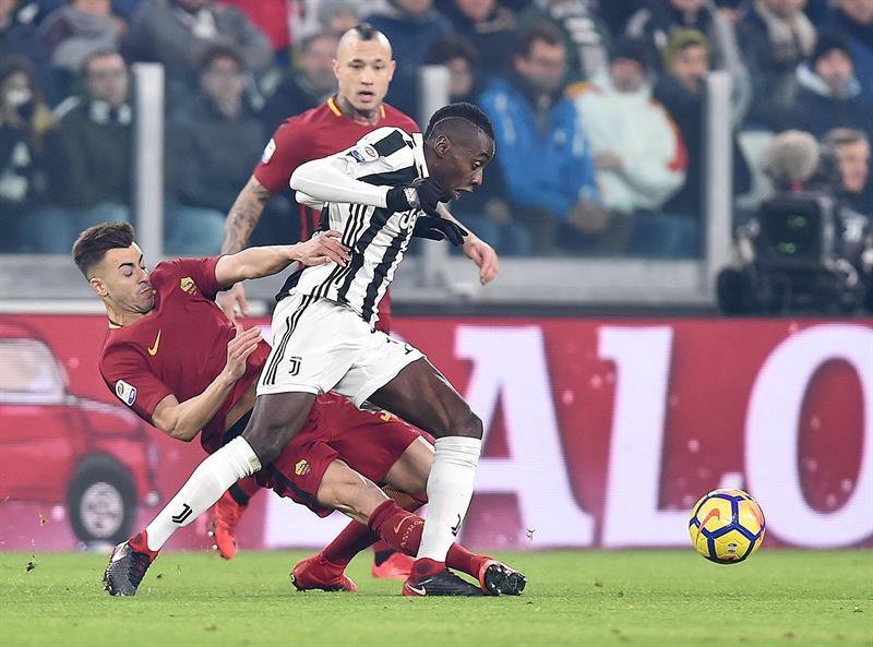 Juventus goleó a Benevento con un hat-trick de Dybala