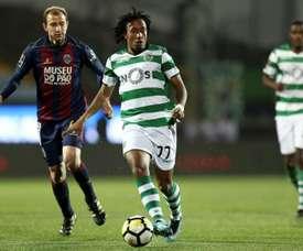 O Sporting recebe o Paços neste domingo. EFE