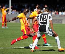 O Benevento está prestes a despedir-se da Serie A. EFE/EPA