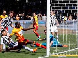 Diabaté suma seis goles en los últimos tres partidos. EFE