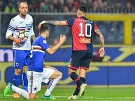 El defensor italiano podría abandonar la Serie A. EFE