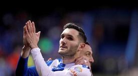 Pérez piace alla Lazio. EFE/Archivo