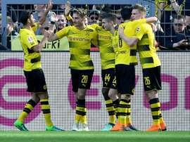 El Dortmund parece el destino de Diallo. EFE/EPA