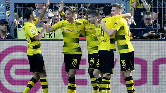 El delantero dejará el filial del equipo alemán. AFP