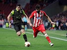 Rodrigo Battaglia podría jugar con la selección. EFE