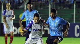 Blooming sigue luchando por entrar en la Libertadores. EFE