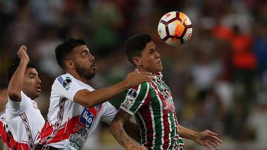 Pedro is expected to start for Fluminense. EFE