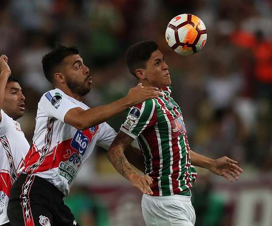 Pedro is expected to start for Fluminense. EFE
