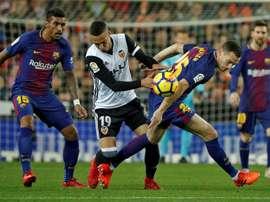 Vermaelen pode renovar contrato pelo Barcelona. EFE