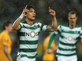 Freddy Montero deixa o Sporting por comum acordo. EFE