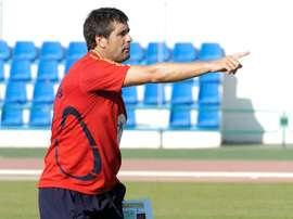 López Caro volvió a lograr un ascenso en China. EFE/Archivo
