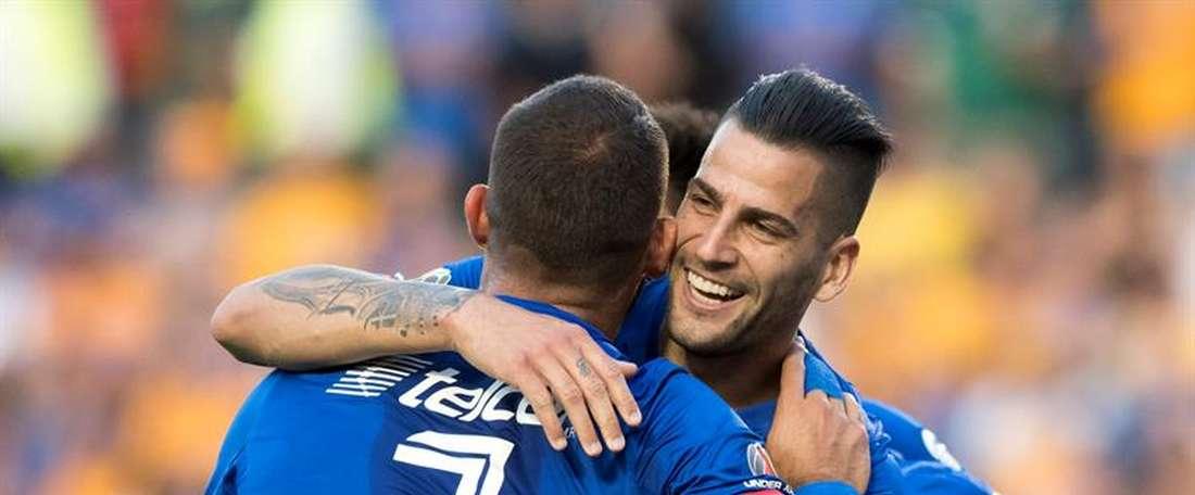 Mendez ne garde pas un bon souvenir de son enfance au Real Madrid. EFE