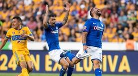 Cruz Azul debe remontar el resultado de la ida. EFE