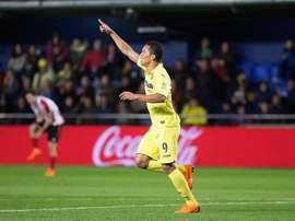 Bacca veut retourner à Villarreal. EFE/Archive