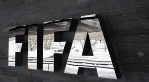 Fahad Al-Mirdasi está escalado pela FIFA para ir ao Mundial da Rússia. EFE/Archivo