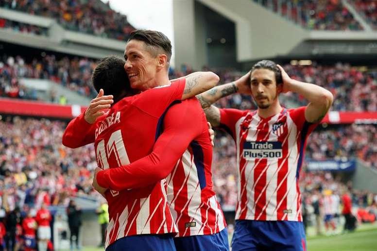 Fernando Torres habló en 'El Larguero'. EFE