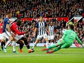 El United hizo campeón al City. EFE