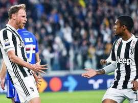 La Juventus aprovechó el tropiezo del Nápoles. EFE