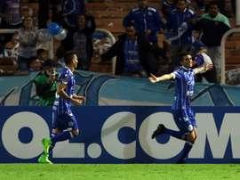 Godoy Cruz venció por 2-0 a San Martín de San Juan. EFE/Archivo