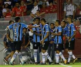 Imponente victoria del conjunto brasileño. EFE/Archivo