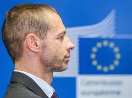 La UEFA sanciona a varios clubes. EFE