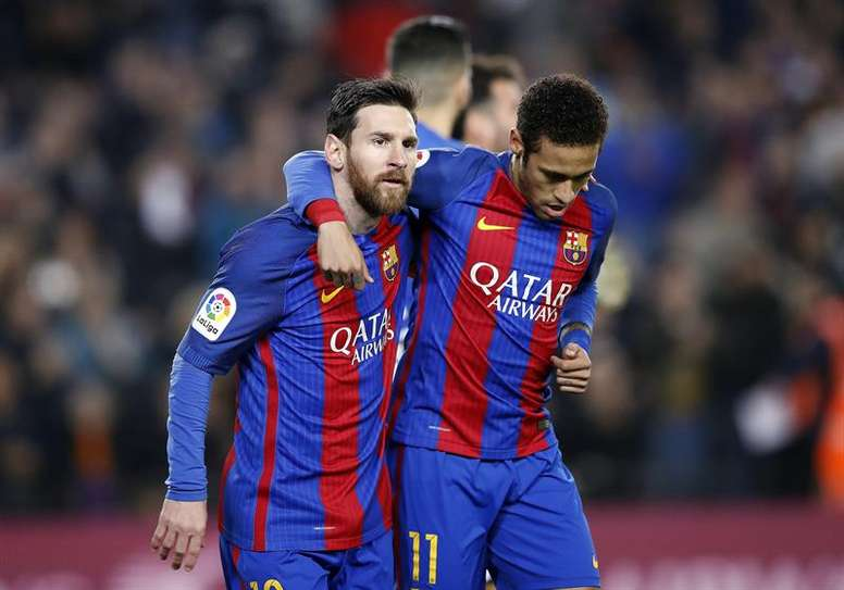Messi se sincera en 'Sport'. EFE/Archivo