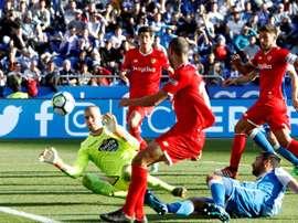 El Deportivo peleará hasta el final por la salvación. EFE
