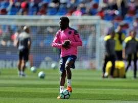 El jugador del Levante está de vuelta. EFE/Archivo