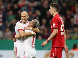 El Bayern ya está en la final. EFE