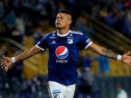 Ayron del Valle firmó un 'hat trick'. EFE