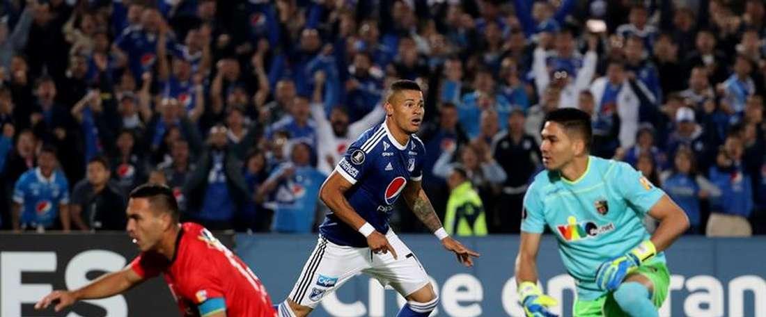 Copa Libertadores Review: Del Valle hat-trick lifts Millonarios