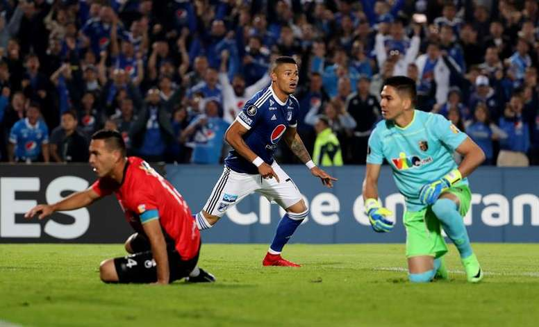 Copa Libertadores Review: Del Valle hat-trick lifts Millonarios
