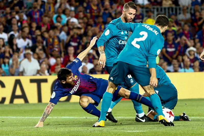 Après le Clasico, Zidane félicite Benzema — Real Madrid