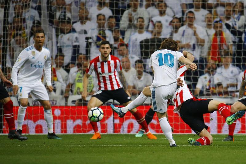 Luka Modric no descarta retirarse en la MLS