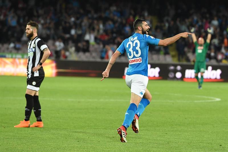 Juventus falló y Napoli quedó otra vez al acecho