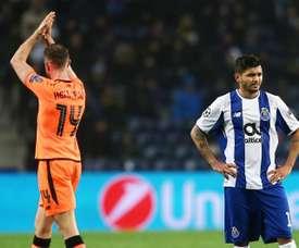 L'agent de Corona confirme l'intérêt de l'Inter. EFE