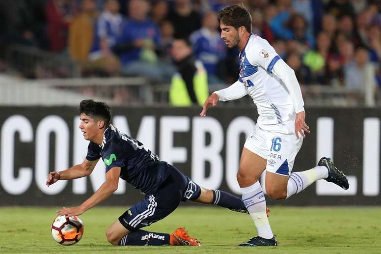 Lucas Silva could remain on loan at Cruzeiro. EFE