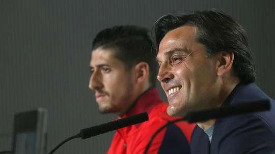 Montela espera que Messi não esteja nos seus dias. EFE